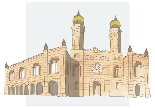 Grande synagogue